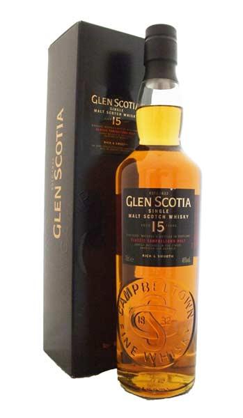9bcb2115982f Glen Scotia 15 Years Old Single Campbeltown Malt Whisky – Online ...