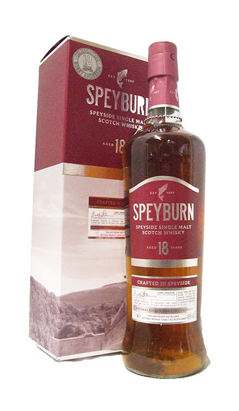 Speyburn 15 Year Old: Online Whisky Shop